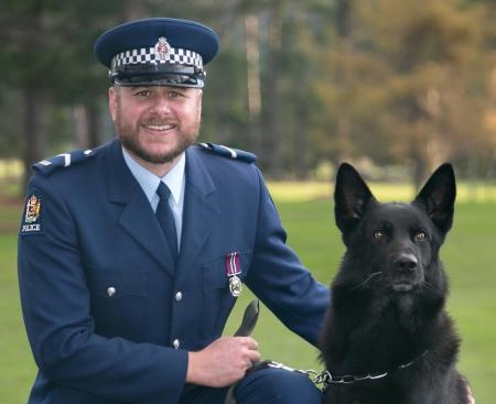Police Dog Unit to defend top title