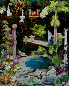 claire-farrelly-garden-exotic-acrlic-and-collage