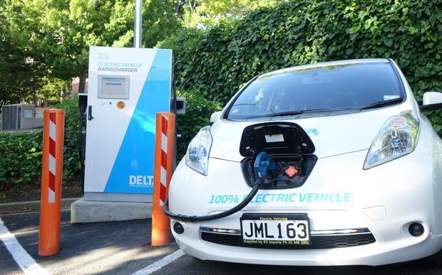 Electric vehicle owners are unfazed by 'range anxiety'