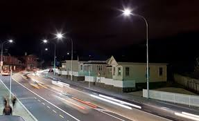 Major upgrade for District streetlights