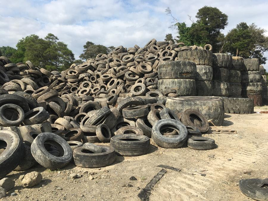 $78,000 in fines for failed tyre recycling venture
