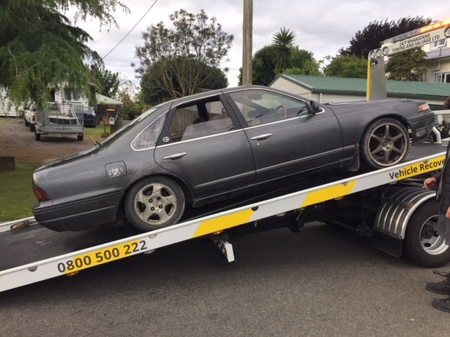 Whakatane Police disappointed at number of weekend crashes