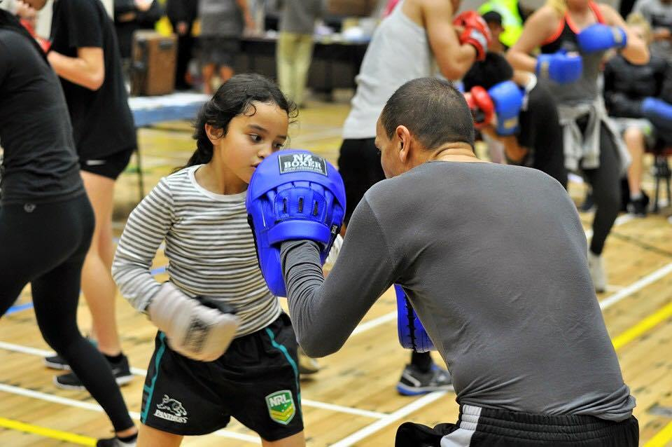 More than just boxing at Kawerau boxing club
